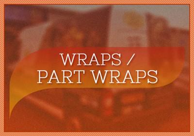 Wraps & Part Wraps